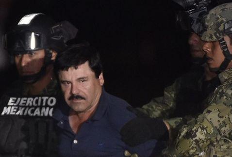 El Chapo Guzmán a hablado en EU y quiere saber quiénes lo delataron