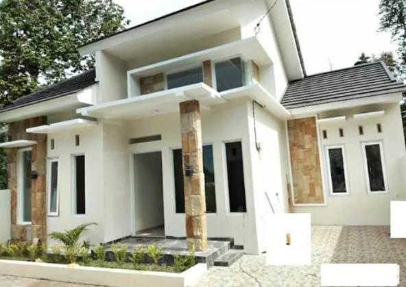 Model Rumah Type 36 desain minimalis dengan baru alam
