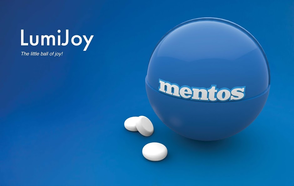 mentos packaging design concept