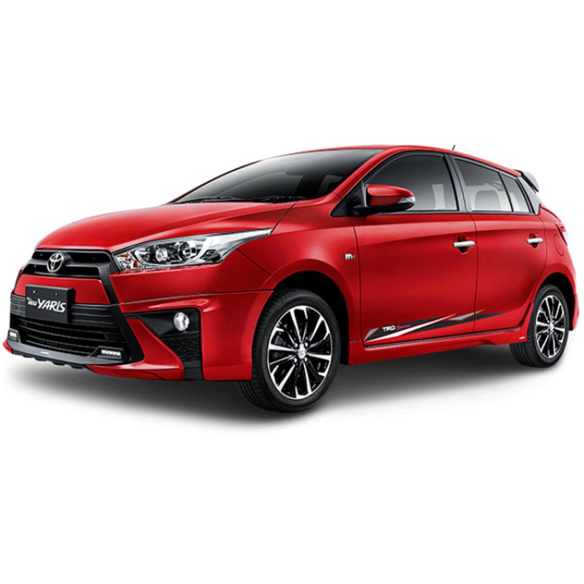 Harga New Yaris Trd 2018 Corolla Altis On Road Price Mobil Toyota Semarang Sales Promo Kredit
