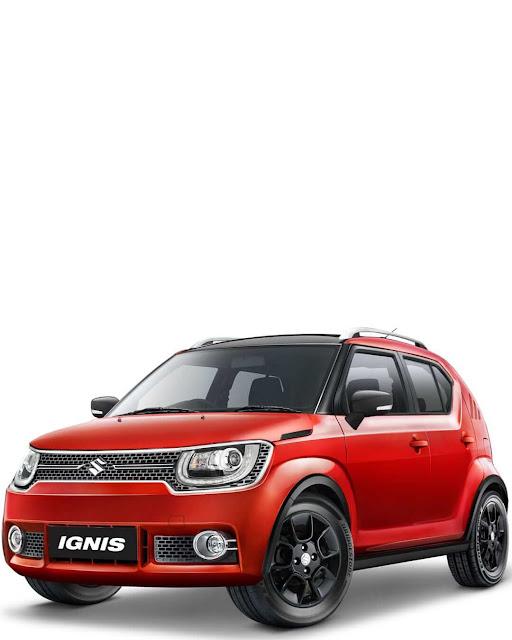 Harga Mobil Suzuki Ignis Lampung