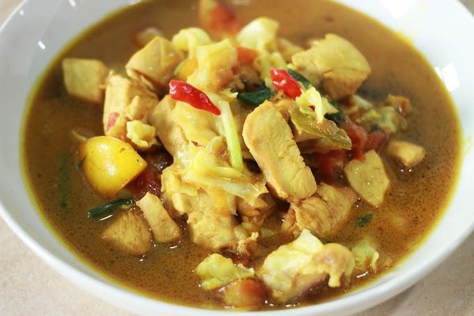 Resep Tongseng Ayam