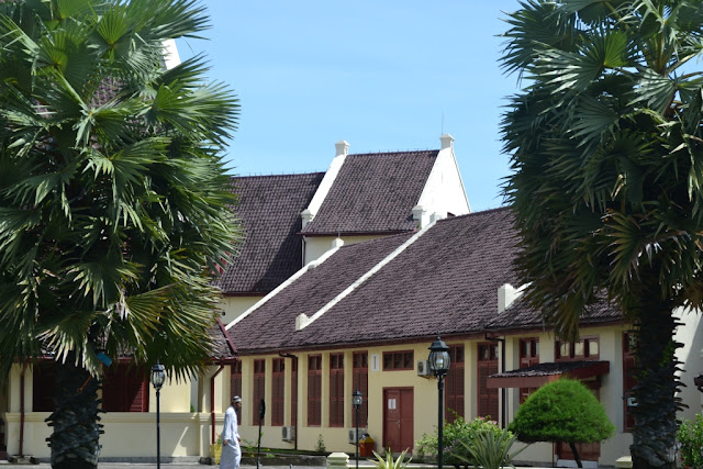 Jejak Sejarah Benteng Kerajaan Goa ke-9