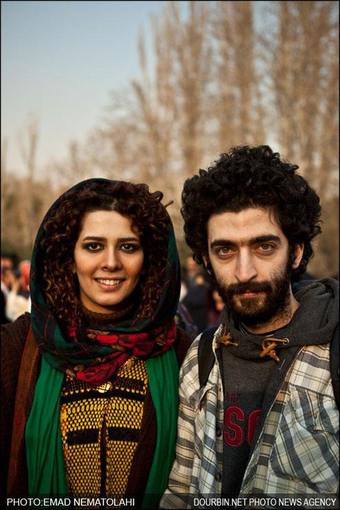 The Curly-Haired Ones- Iranian Curly Group