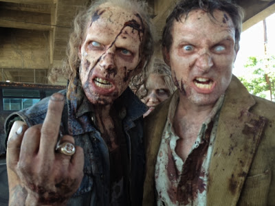 DieHard batteries spot zombie stunts