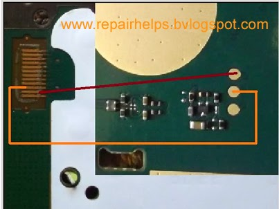 Repair Helps Nokia 107 Lcd Light Problems Ways Jumper
