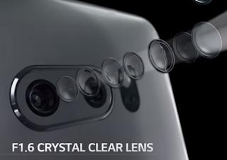 Spesifikasi Dan Harga LG V30 Smartphone Flagship Terbaru 2018