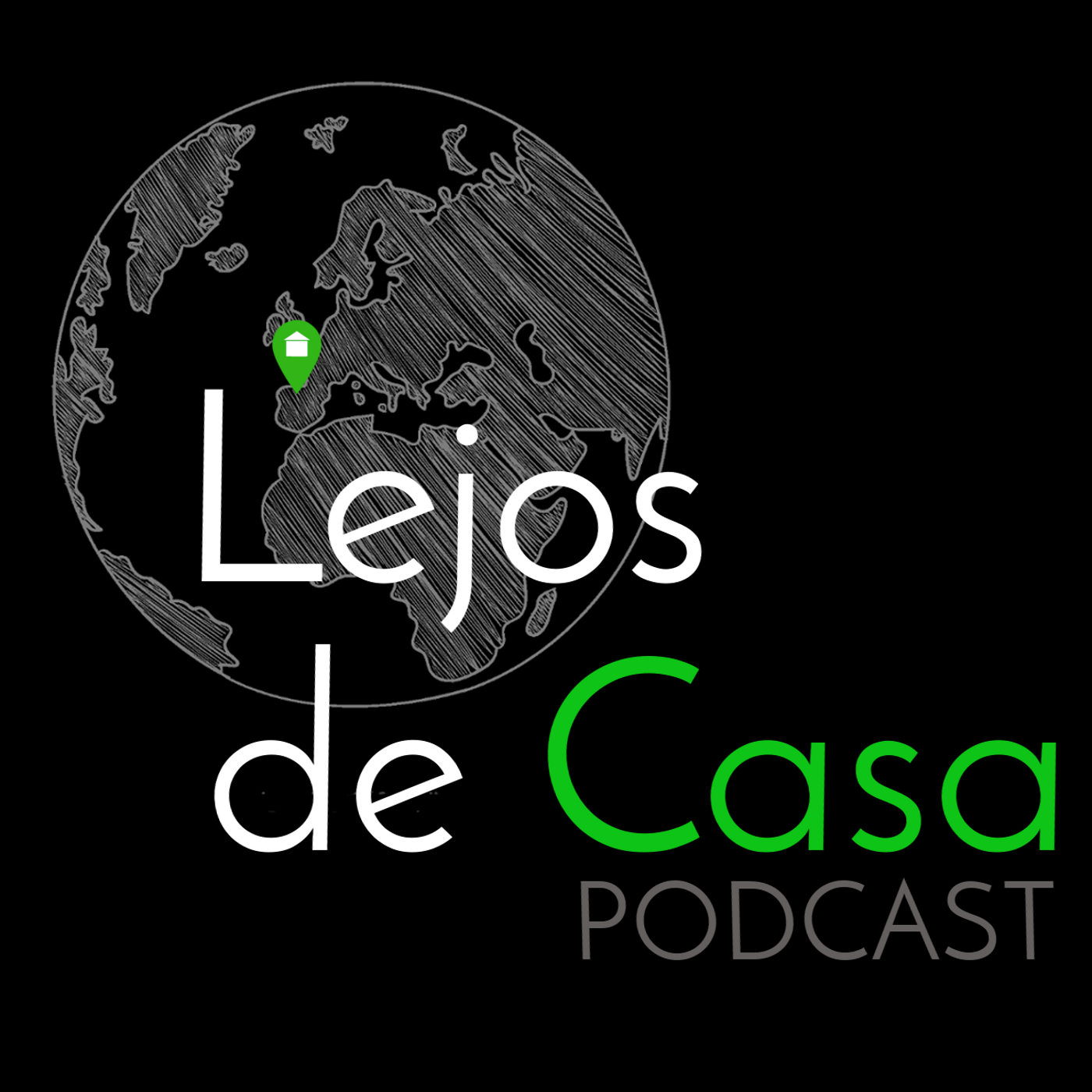 Logo de Lejos de casa