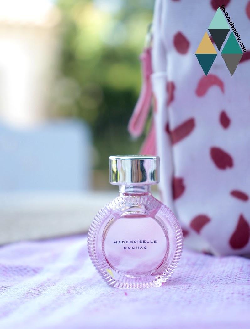 Eau de parfum Mademoiselle Rochas de Rochas :