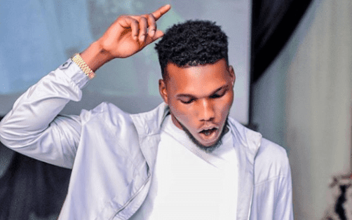Victor AD Shares Testimony Of His Social Status