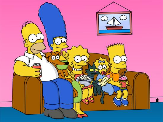 Simpsons - Marge e Homer Separação divórcio