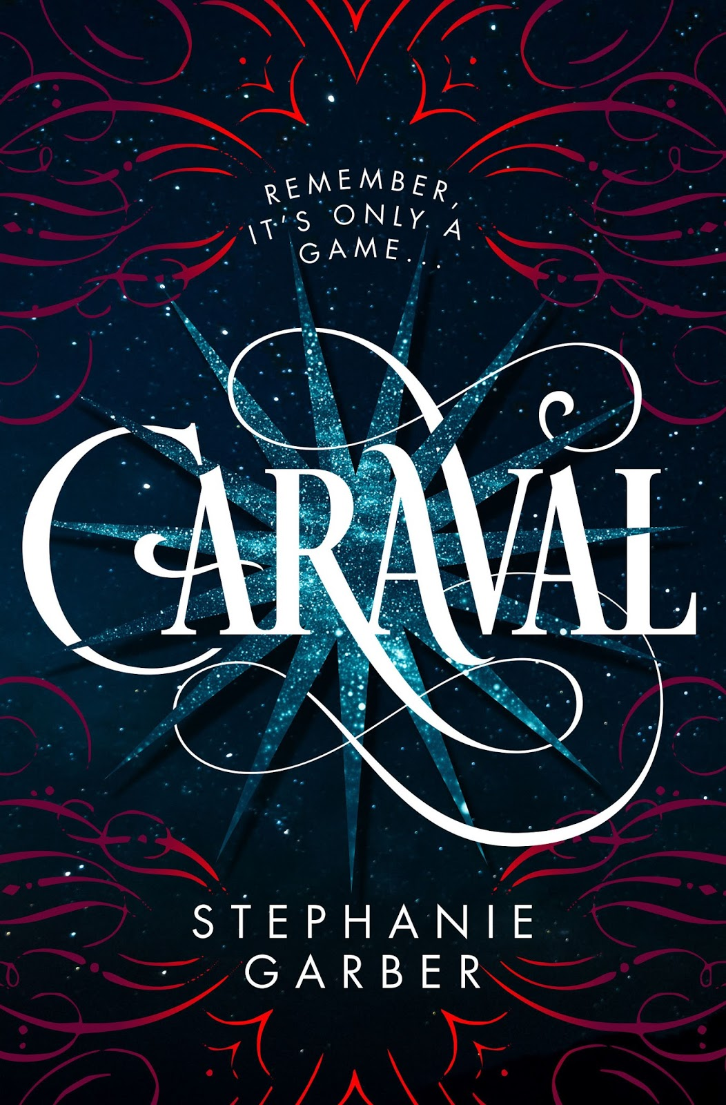 Caraval Stephanie Garber cover