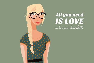 Sikosia: All you need is love and some chocolate