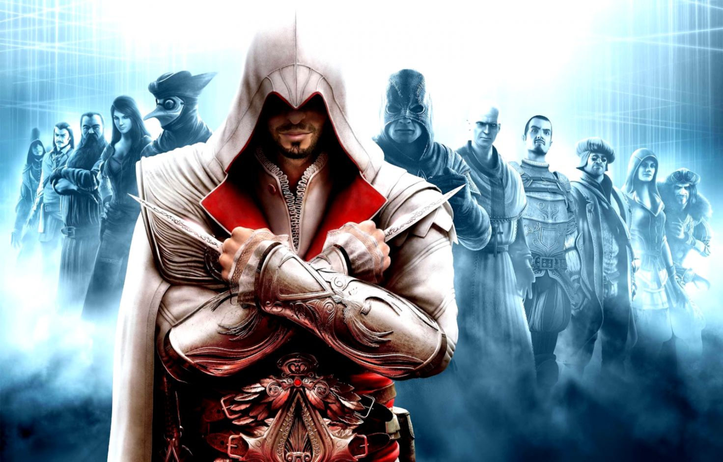 Assassins Creed 3d Hd Game Wallpapers Book