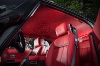 Rolls-Royce Bespoke Chicane Phantom Coupé interior