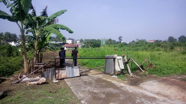 Warga Tolak Pembangunan Batching plant Lippo Mall di Duga belum Kantongi Izin