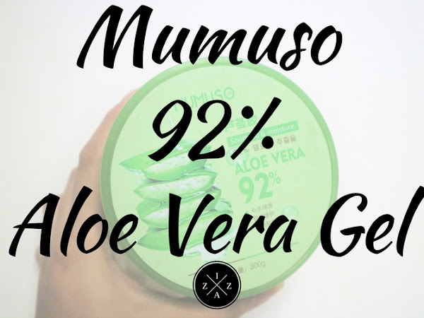 Mumuso 92% Aloe Vera Gel