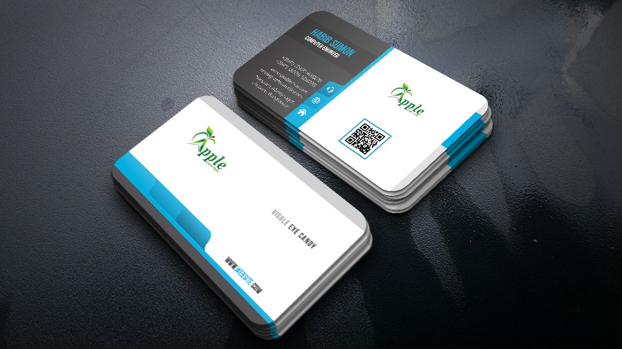professional business card design - photoshop tutorial