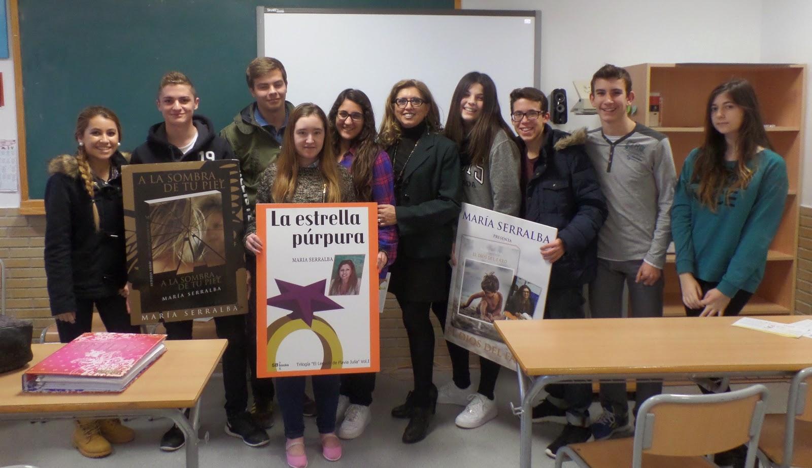 El Blog de María Serralba - Master Class San Alberto Magno