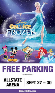 Disney on Ice Frozen at Allstate Arena