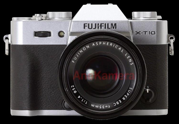 Review Kamera Mirrorless Fujifilm X T10 Harga Dan Spesifikasi Lengkap