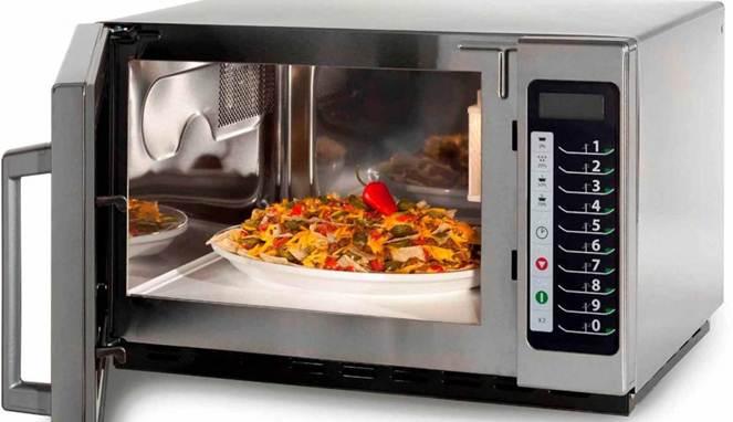 Jangan Panaskan Makanan Ini dalam Microwave, Ini Alasannya