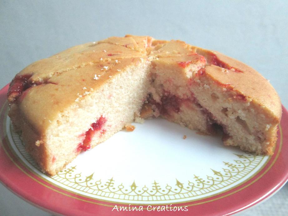 Old Fashioned Jelly Cake Recipe