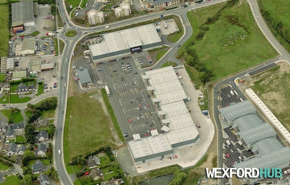 Wexford Retail Park