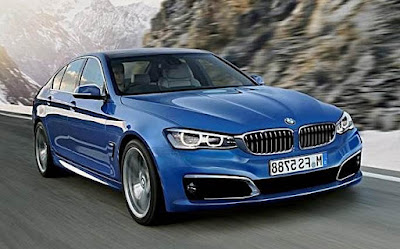 Next Gen 2018 BMW 3 Series front view Hd Pictures 02