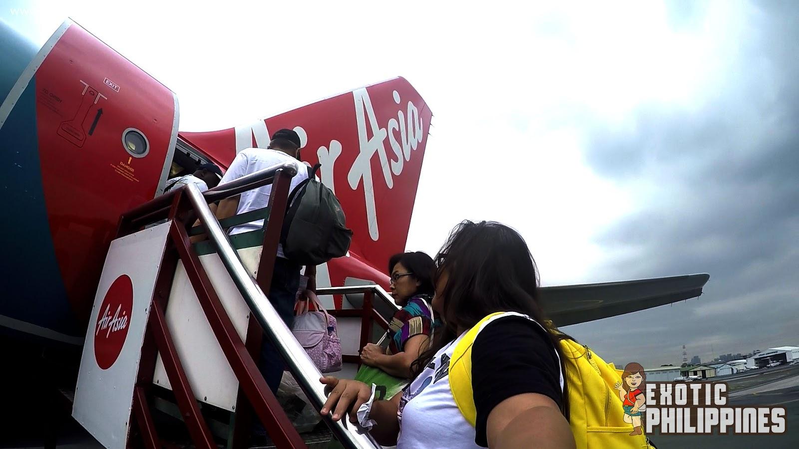 El Nido Palawan Travel Guide and Itinerary Exotic Philippines Travel Blog Bloger vlogger Vlog Video YouTuber Expenses How to Get to El Nido via Puerto Princesa Palawan AirAsia Cebu Manila