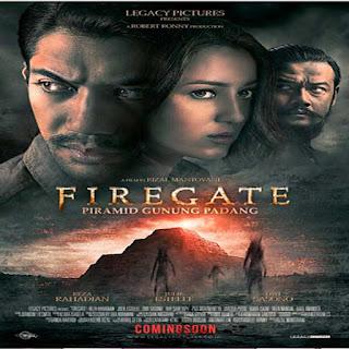 Firegate : Piramid Gunung Padang (2016)
