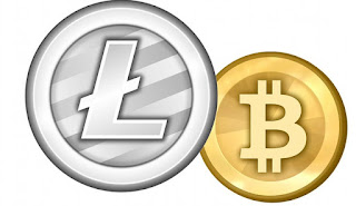 Litecoin and Bitcoin trading