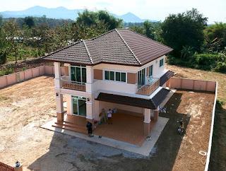 แบบบ้านสองชั้นราคา 3 ล้าน