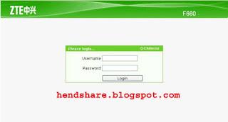 Cara Memblokir Situs Tertentu Di Modem Zte F660 Indihome