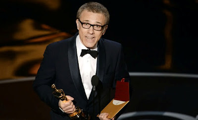 Oscar 2013 Best Actor Christoph Waltz for Django Unchained (2012)