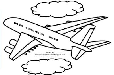 Sketsa Gambar Transportasi Wwwbilderbestecom
