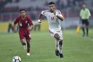 مباراة الإمارات والصين تايبيه بث مباشر اليوم 21-10-2018 Chinese Taipei vs United Arab Emirates Live