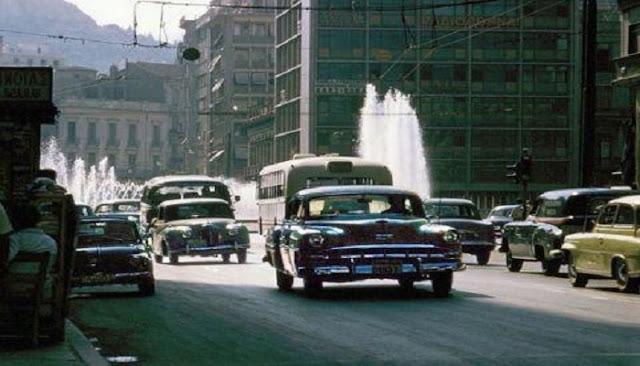 Αθήνα 1961: Δείτε το ρετρό βίντεο