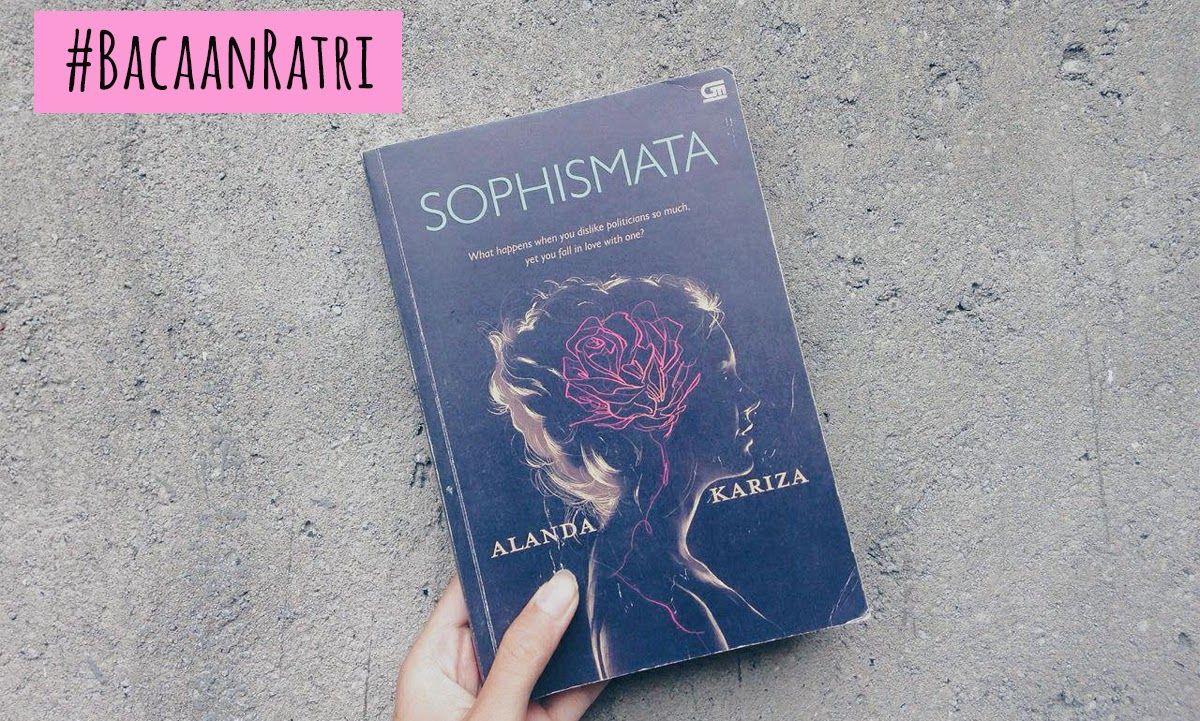 Book Review: Sophismata + GIVEAWAY