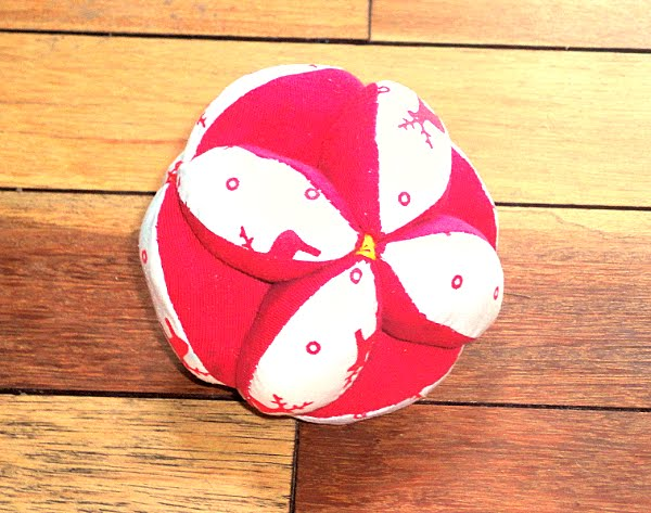 Infant Puzzle Ball Tutorial