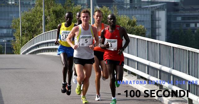 record 2 ore della maratona