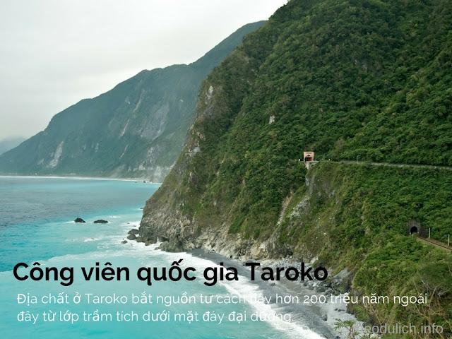 Mãi cho tới ngày 28 tháng 11 năm 1986 công viên đã có tái lập trở lại Taroko Taiwan Đài Loan