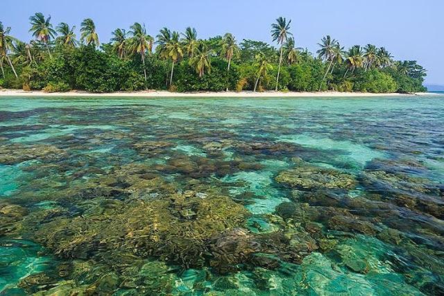 foto indahnya pulau balak lampung
