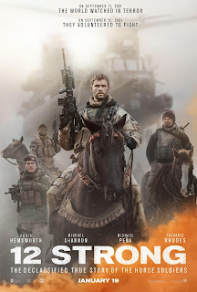 12 Strong - Poster & Trailer