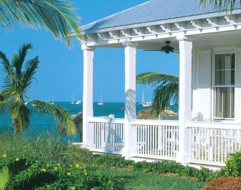 Westin island cottages on Sunset Key FL