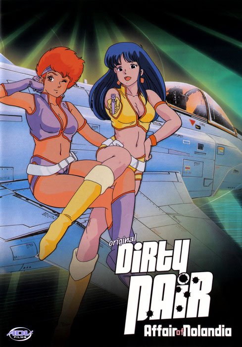 Dirty Pair: Affair of Nolandia [Español] [Mega]