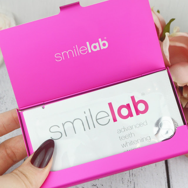 SmileLab 'S' Advanced Whitening Strips 15s Review, Lovelaughslipstick Blog