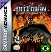 Batman rise of sin tzu ptbr
