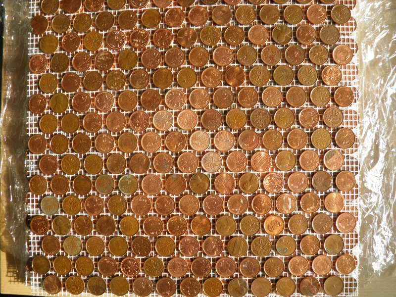 Penny Tile Templates