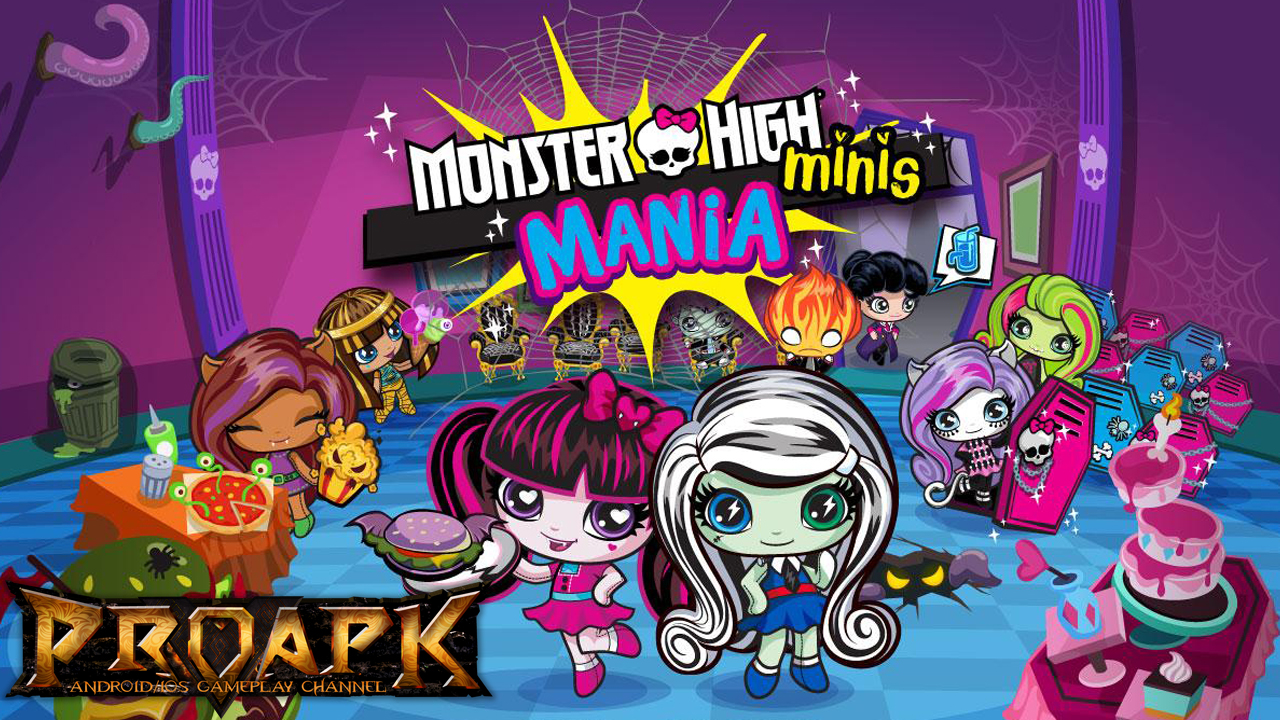 Monster High™ Minis Mania